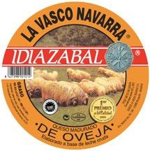 La Vasco Navarra D.O. Idiazabal 250g